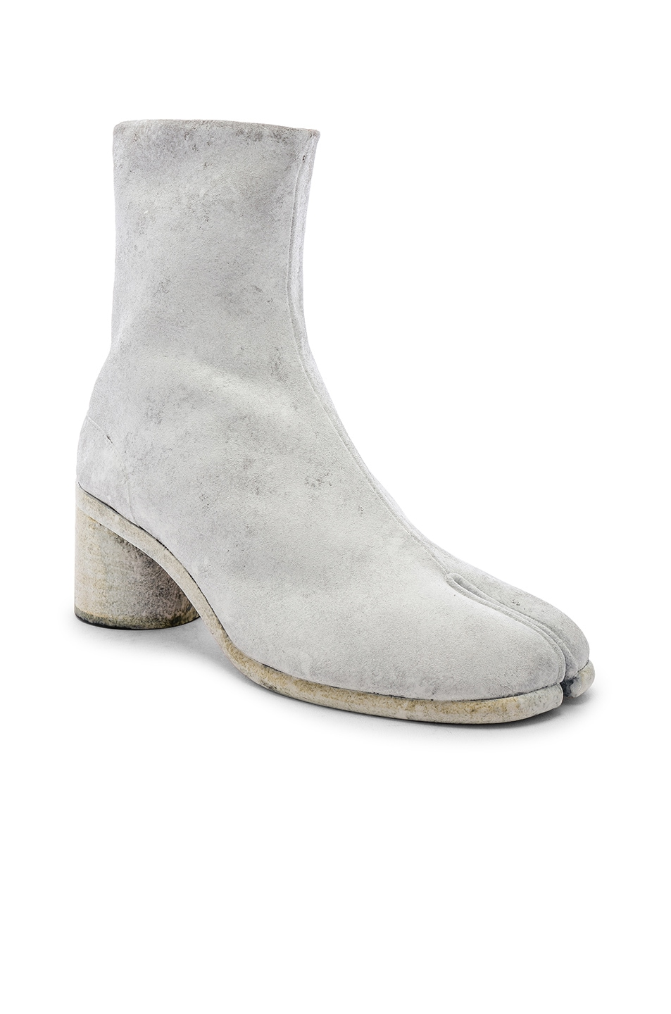Image 1 of Maison Margiela Tabi Boot in Grey