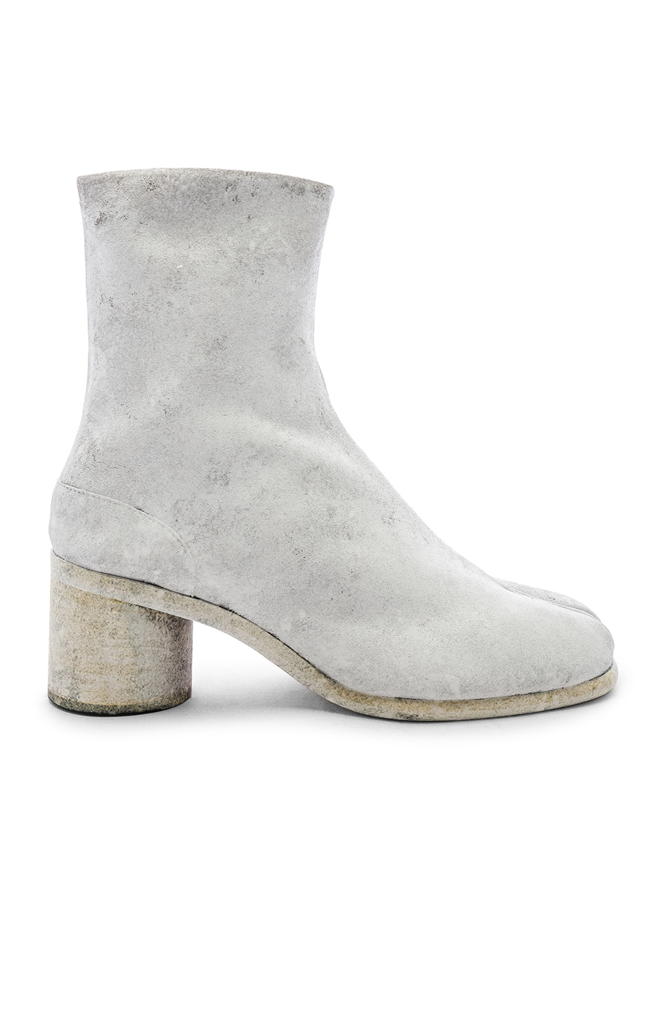 Image 2 of Maison Margiela Tabi Boot in Grey