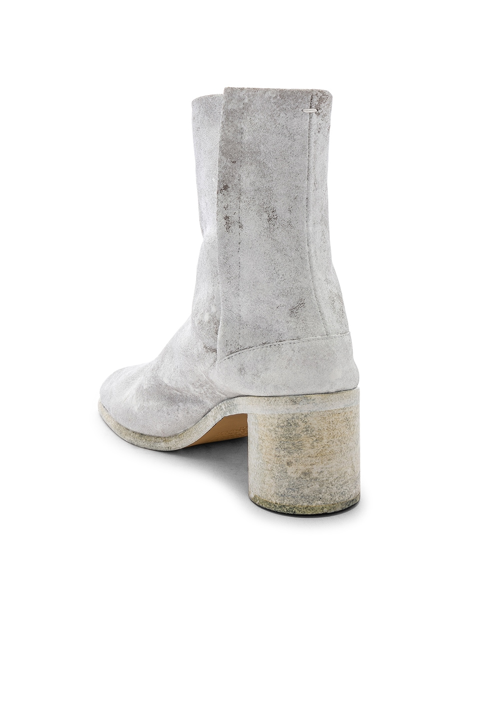Image 3 of Maison Margiela Tabi Boot in Grey