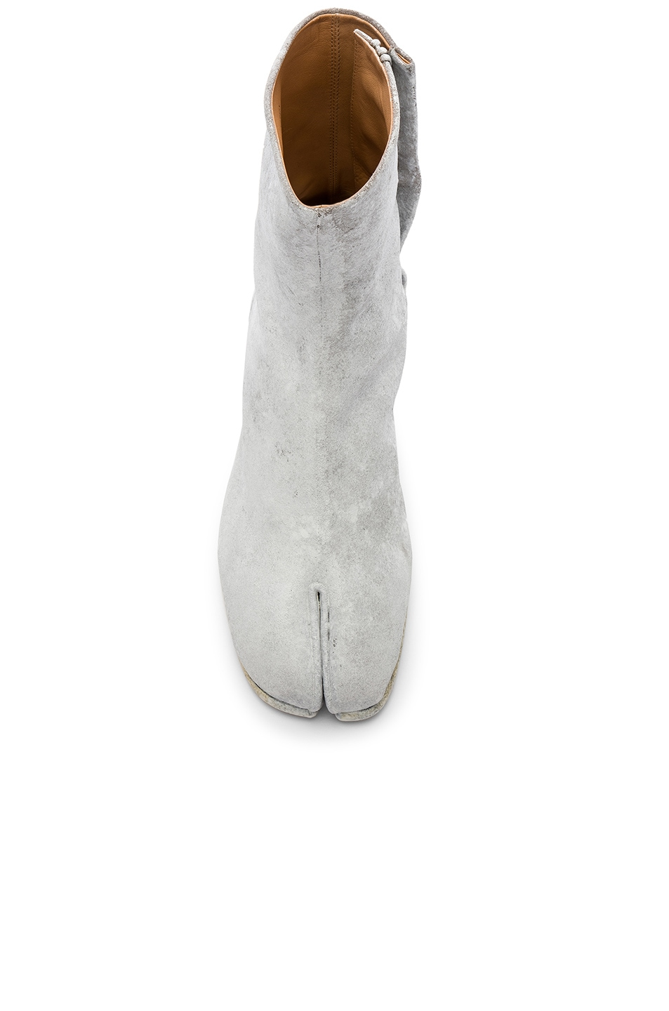 Image 4 of Maison Margiela Tabi Boot in Grey