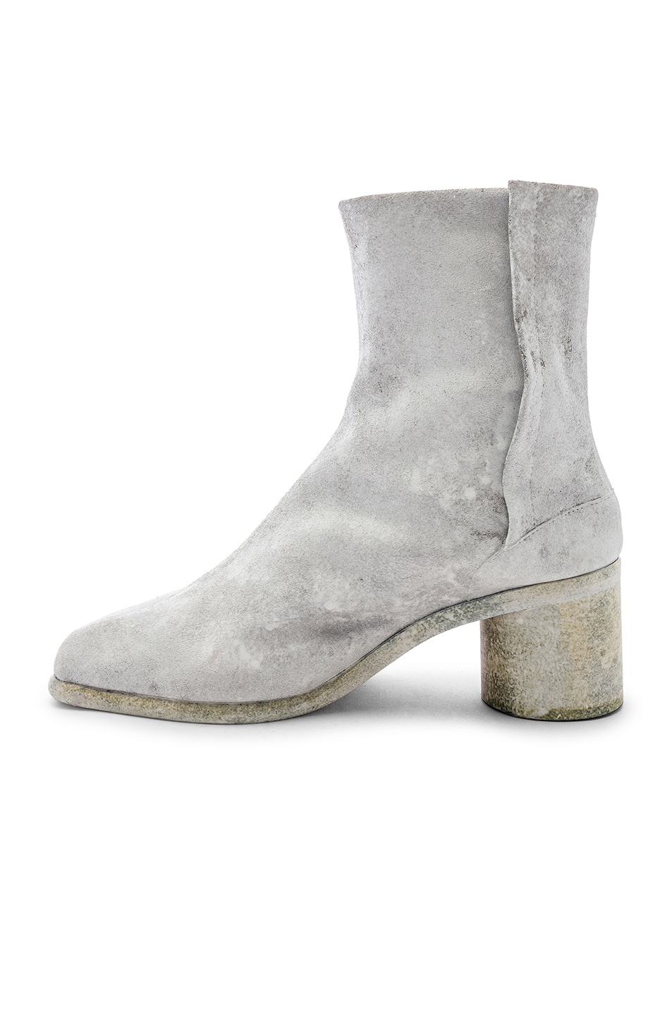 Image 5 of Maison Margiela Tabi Boot in Grey