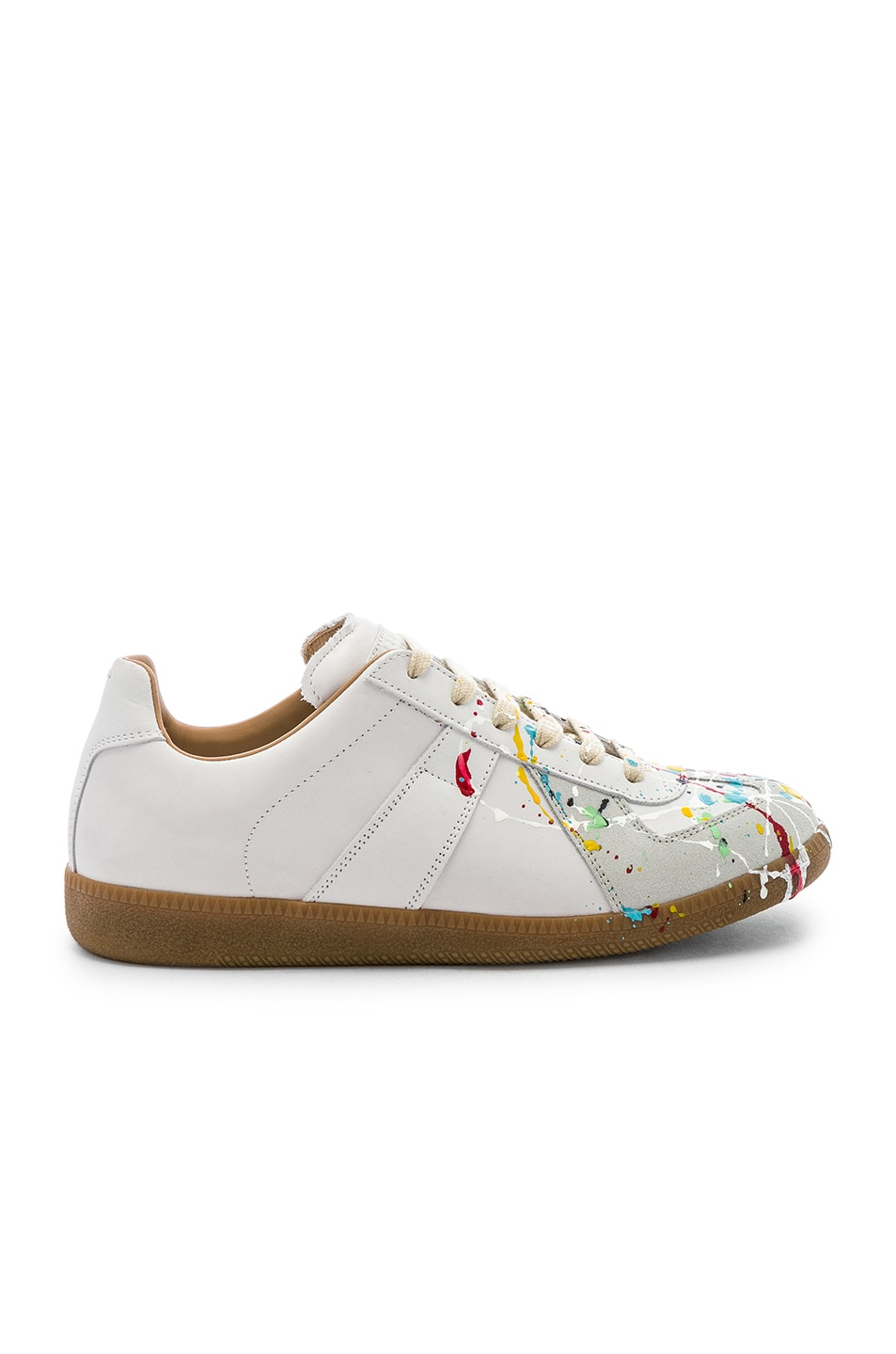 Image 2 of Maison Margiela Replica Low Top Painter in Off-White
