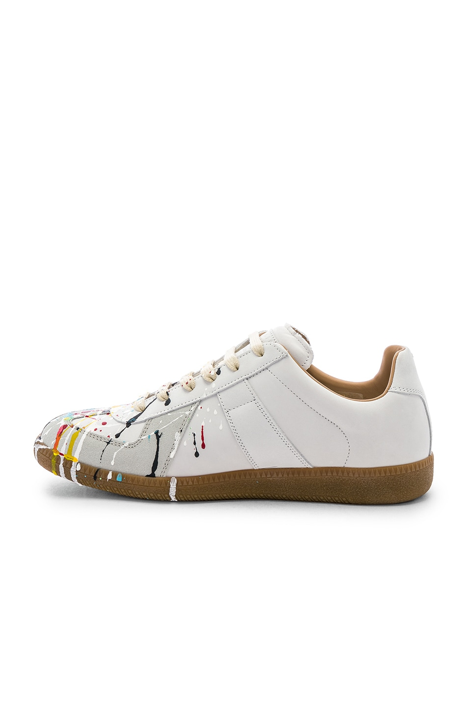Image 5 of Maison Margiela Replica Low Top Painter in Off-White