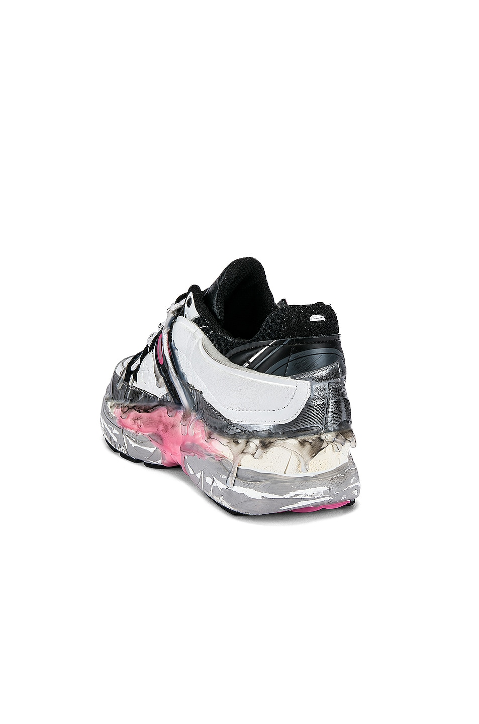 Image 3 of Maison Margiela Fusion Low Top in Bubblegum Mix