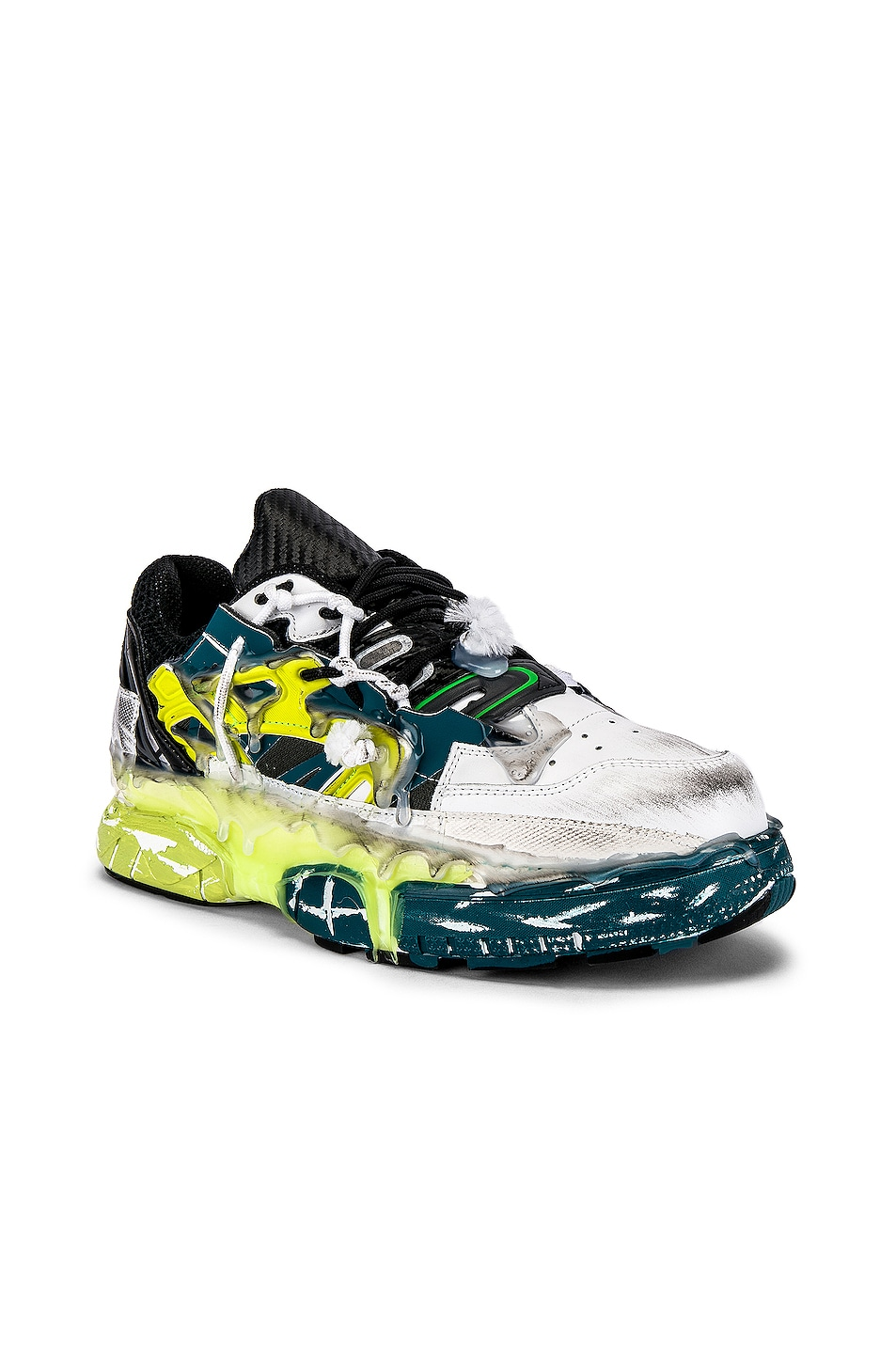 Image 1 of Maison Margiela Fusion Low Top in Octane Mix