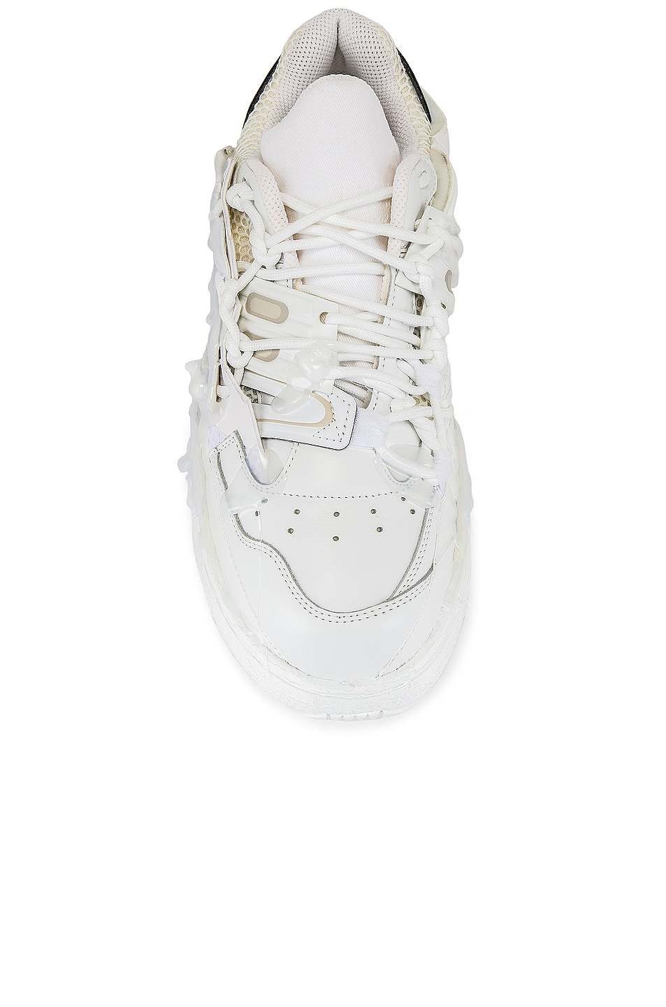 Image 4 of Maison Margiela Fusion Low Top in White Mix