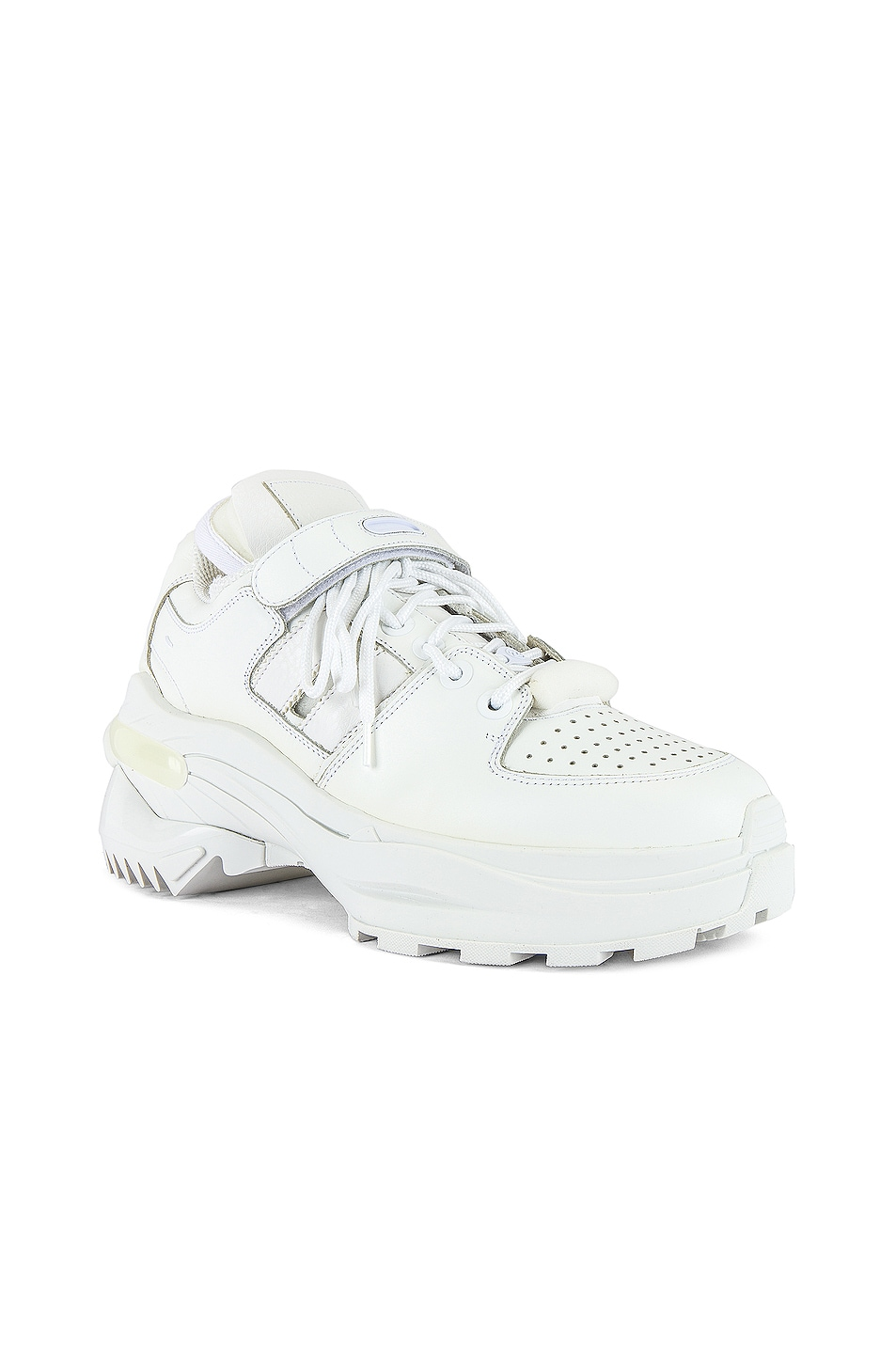 Image 1 of Maison Margiela Union Retro Fitt in White Mix