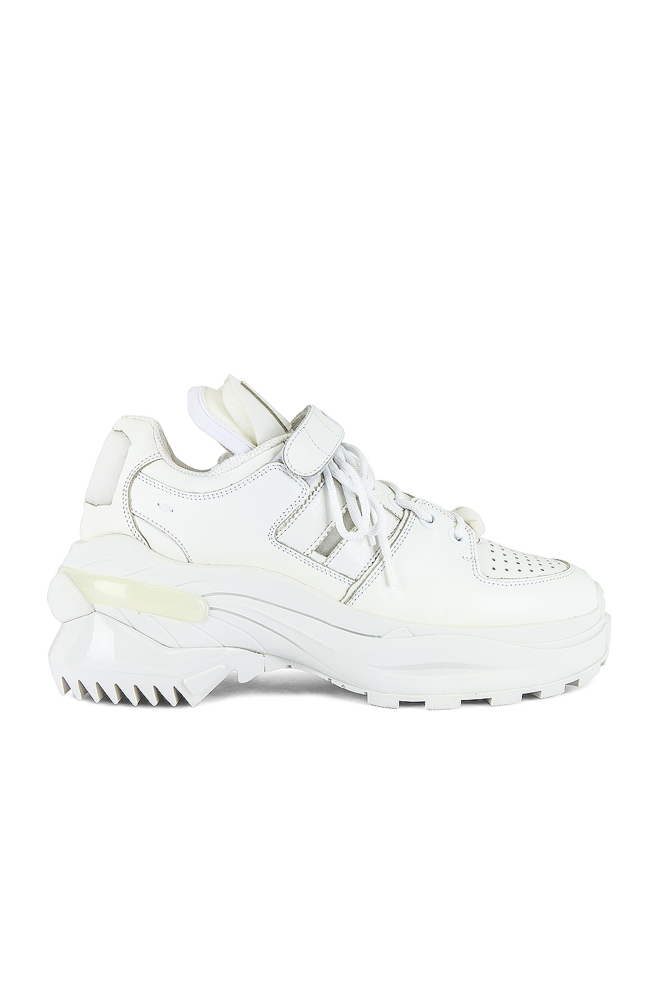 Image 2 of Maison Margiela Union Retro Fitt in White Mix
