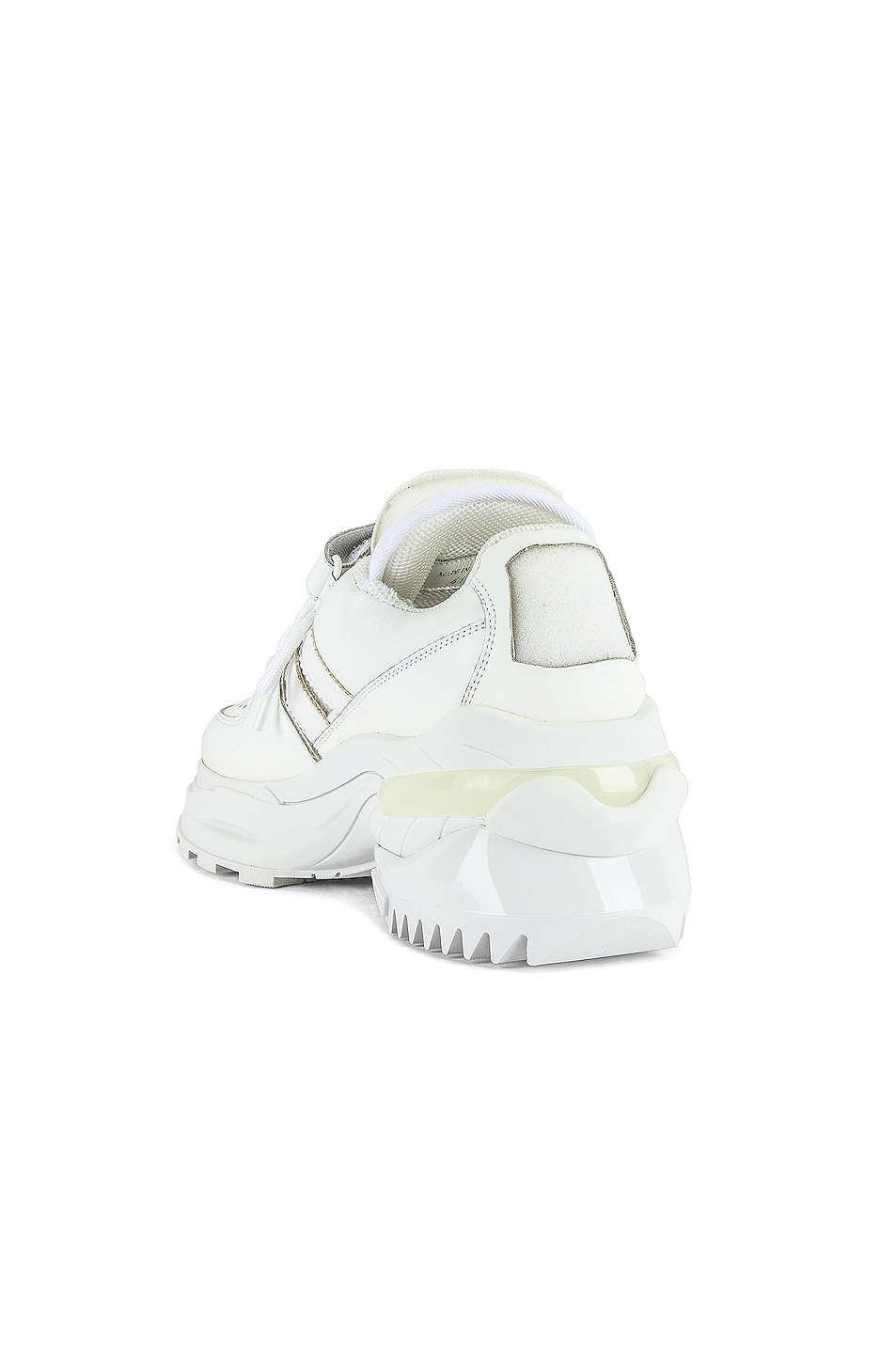 Image 3 of Maison Margiela Union Retro Fitt in White Mix