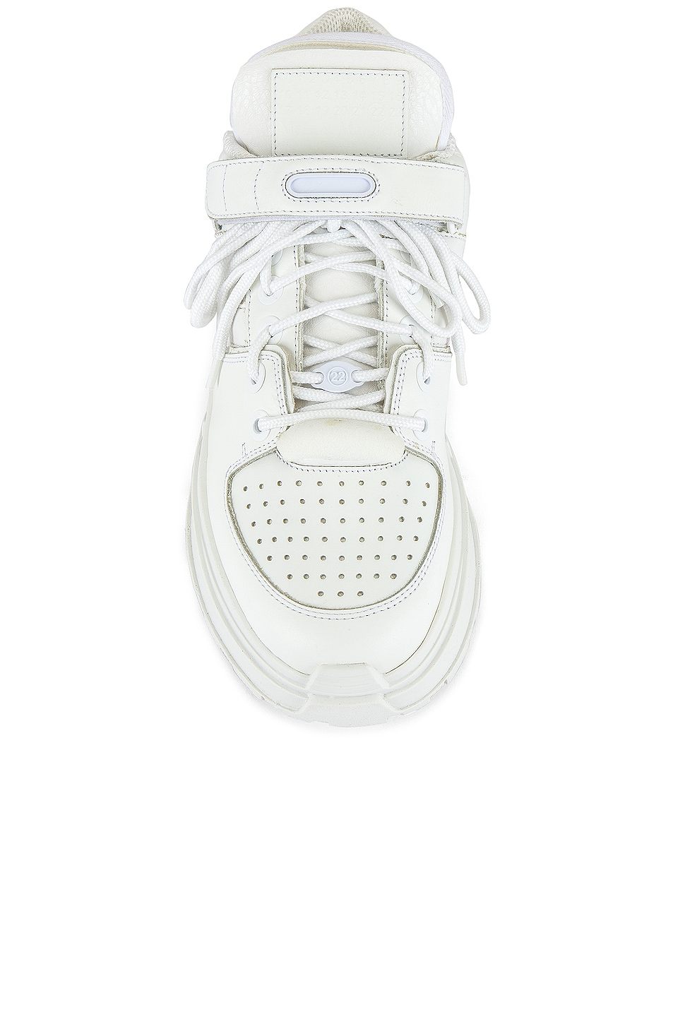 Image 4 of Maison Margiela Union Retro Fitt in White Mix