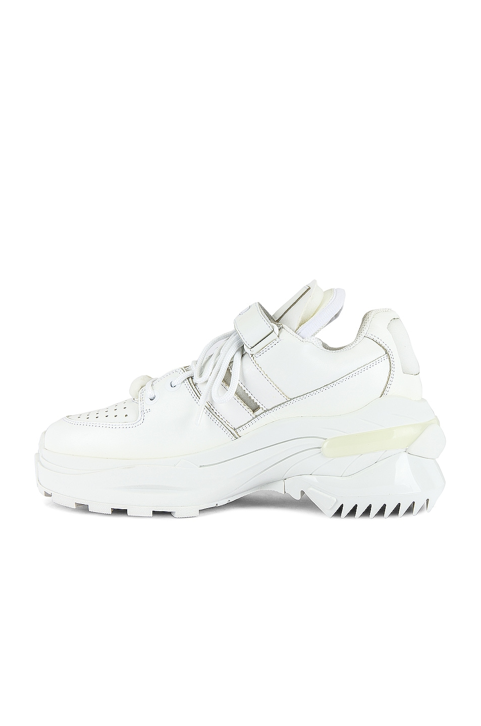 Image 5 of Maison Margiela Union Retro Fitt in White Mix