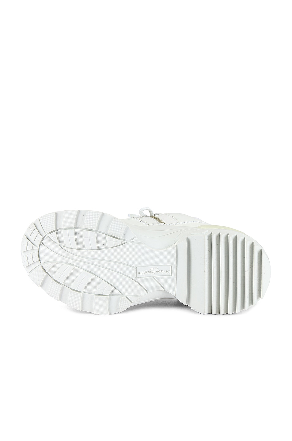 Image 6 of Maison Margiela Union Retro Fitt in White Mix