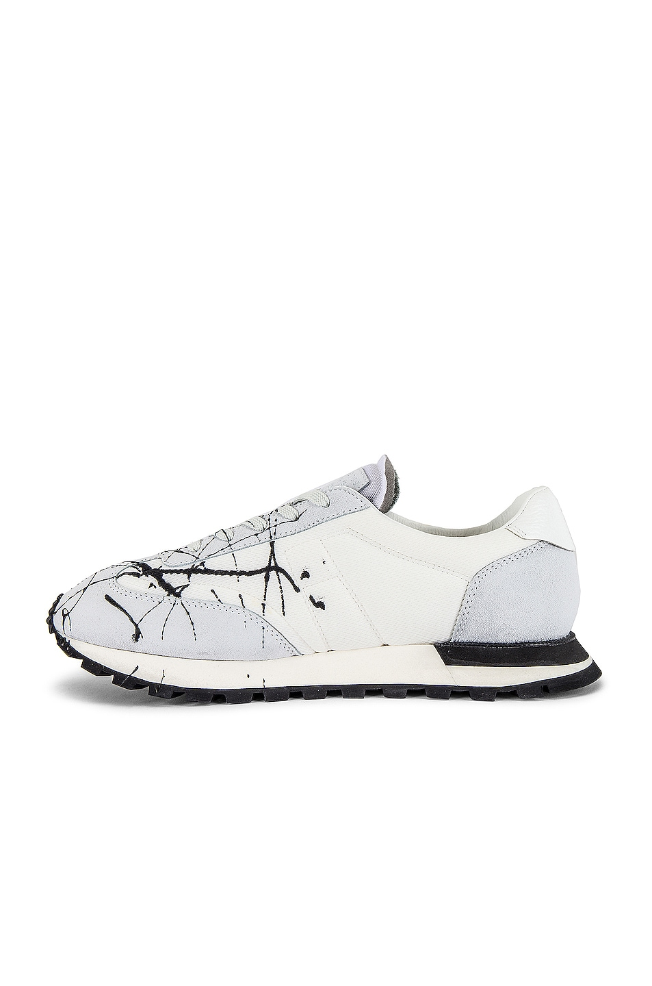 Image 5 of Maison Margiela Apertura Post in Off White & Black