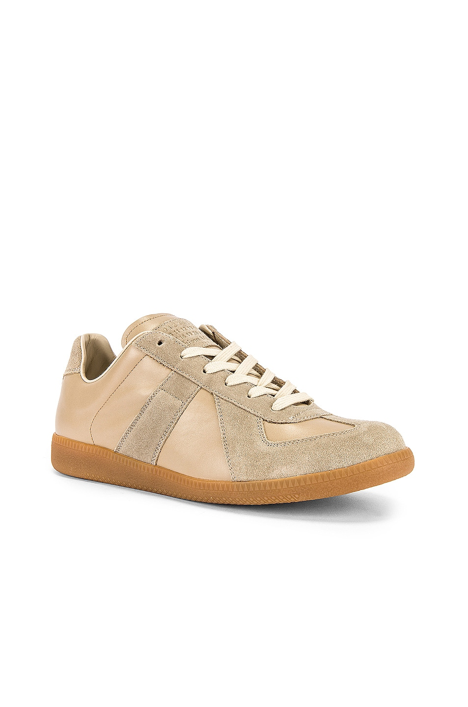 Image 1 of Maison Margiela Replica Low Top in Iced Coffee