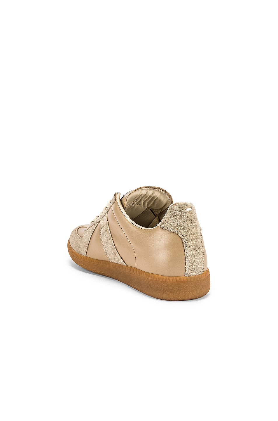 Image 3 of Maison Margiela Replica Low Top in Iced Coffee
