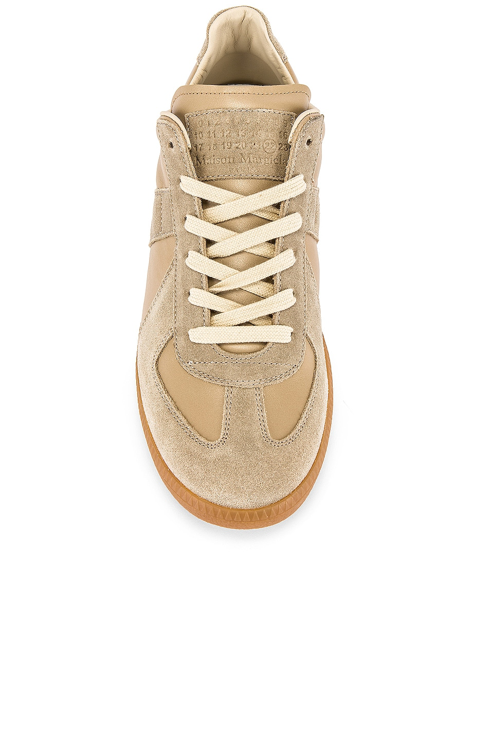Image 4 of Maison Margiela Replica Low Top in Iced Coffee