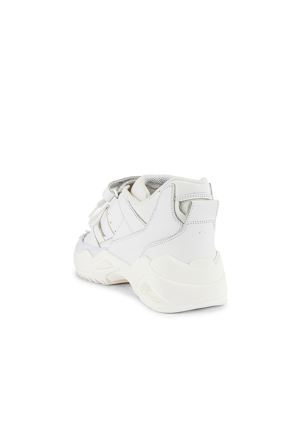 Image 3 of Maison Margiela Retro Fit Midi Sneaker in White