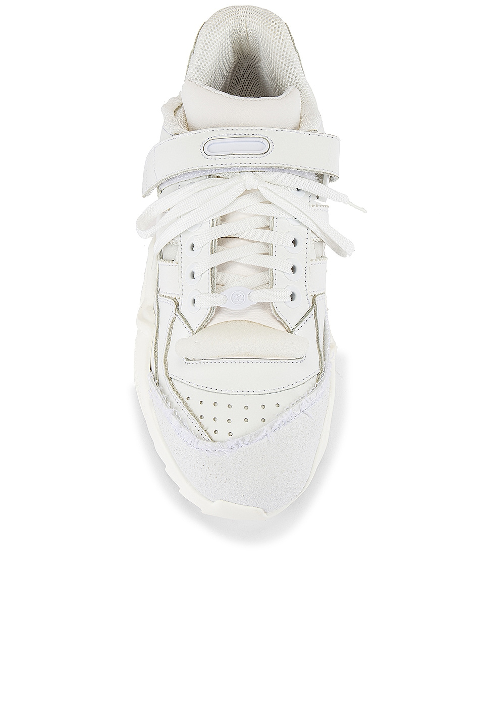 Image 4 of Maison Margiela Retro Fit Midi Sneaker in White