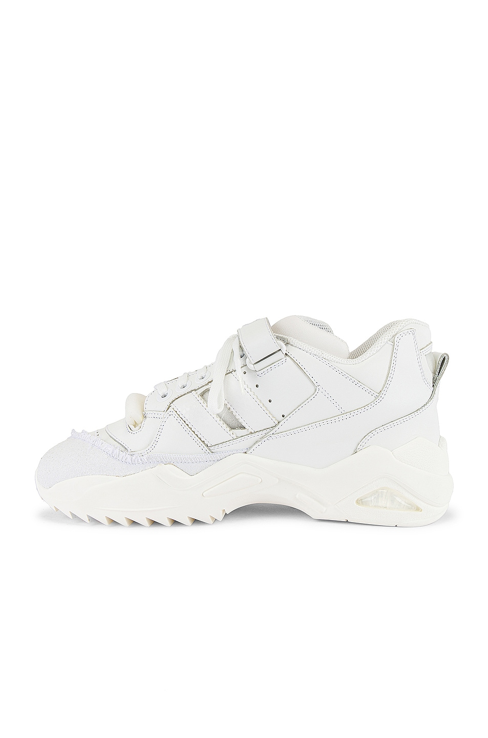 Image 5 of Maison Margiela Retro Fit Midi Sneaker in White