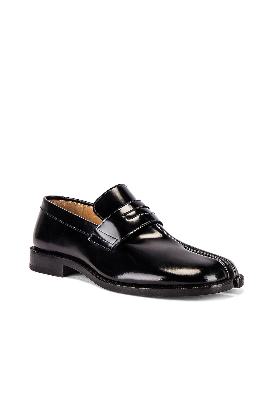 Image 1 of Maison Margiela Tabi Advocate Loafer in Black