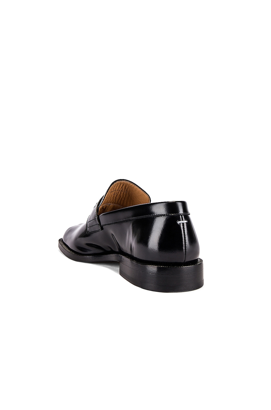 Image 3 of Maison Margiela Tabi Advocate Loafer in Black