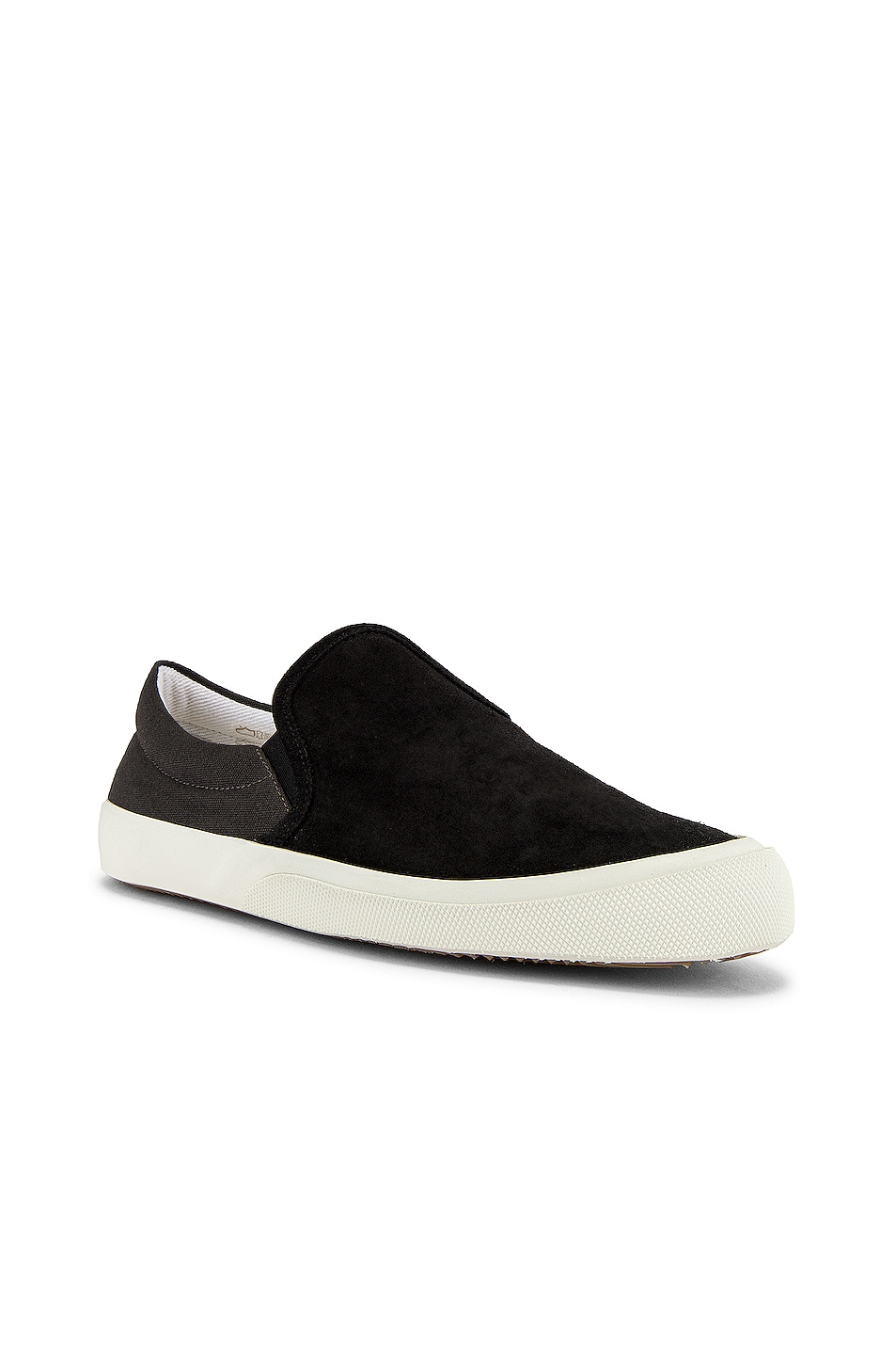 Image 1 of Maison Margiela Hurricane Slip On in Smoke 91 & Neroy