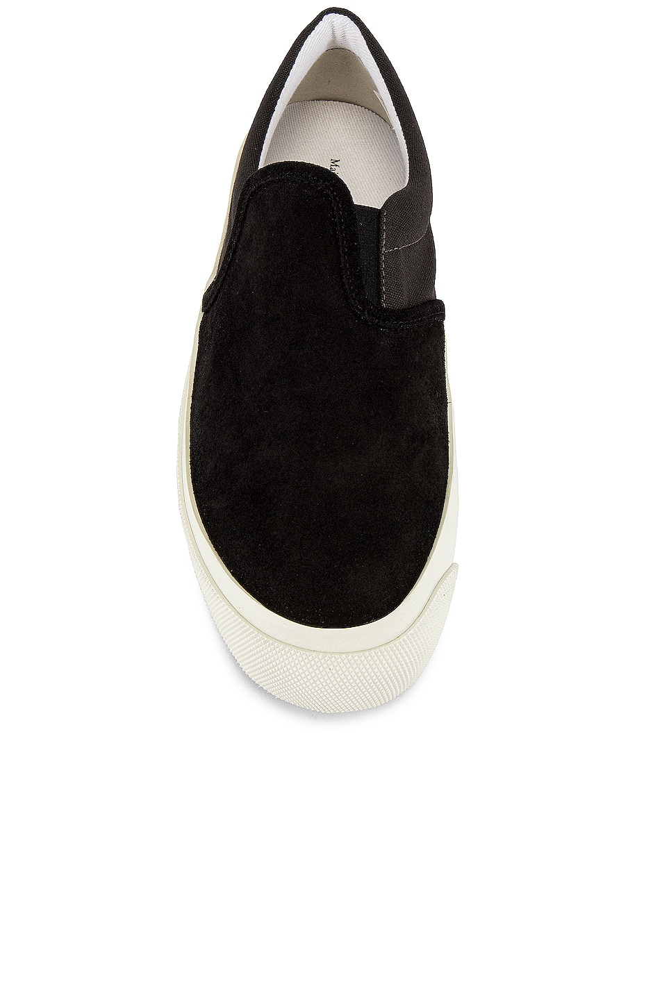 Image 4 of Maison Margiela Hurricane Slip On in Smoke 91 & Neroy
