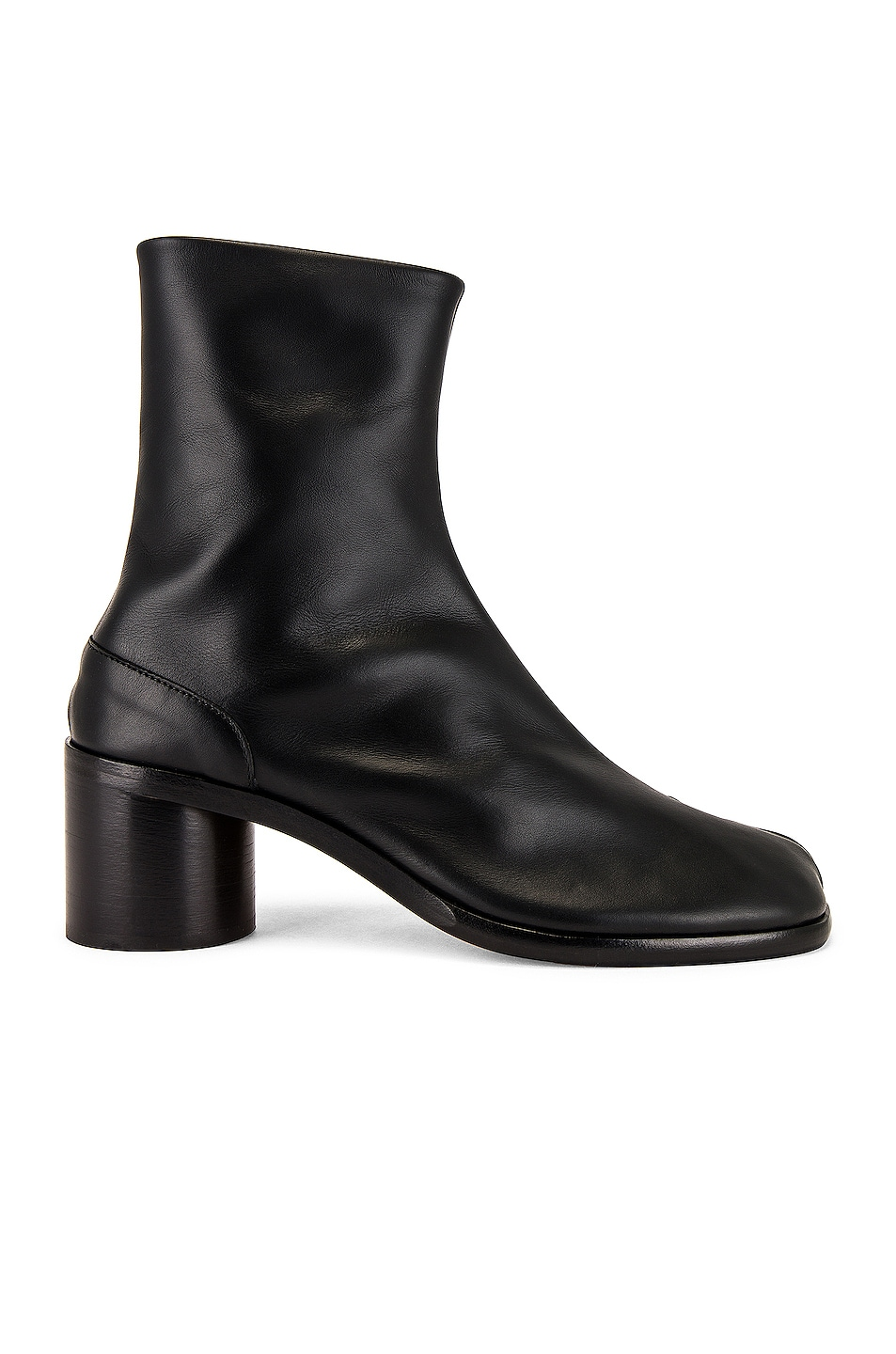 Image 1 of Maison Margiela Tabi Ankle in Black