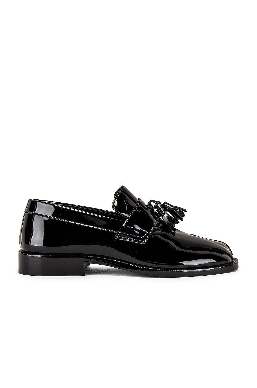Image 1 of Maison Margiela Tabi Loafer in Black