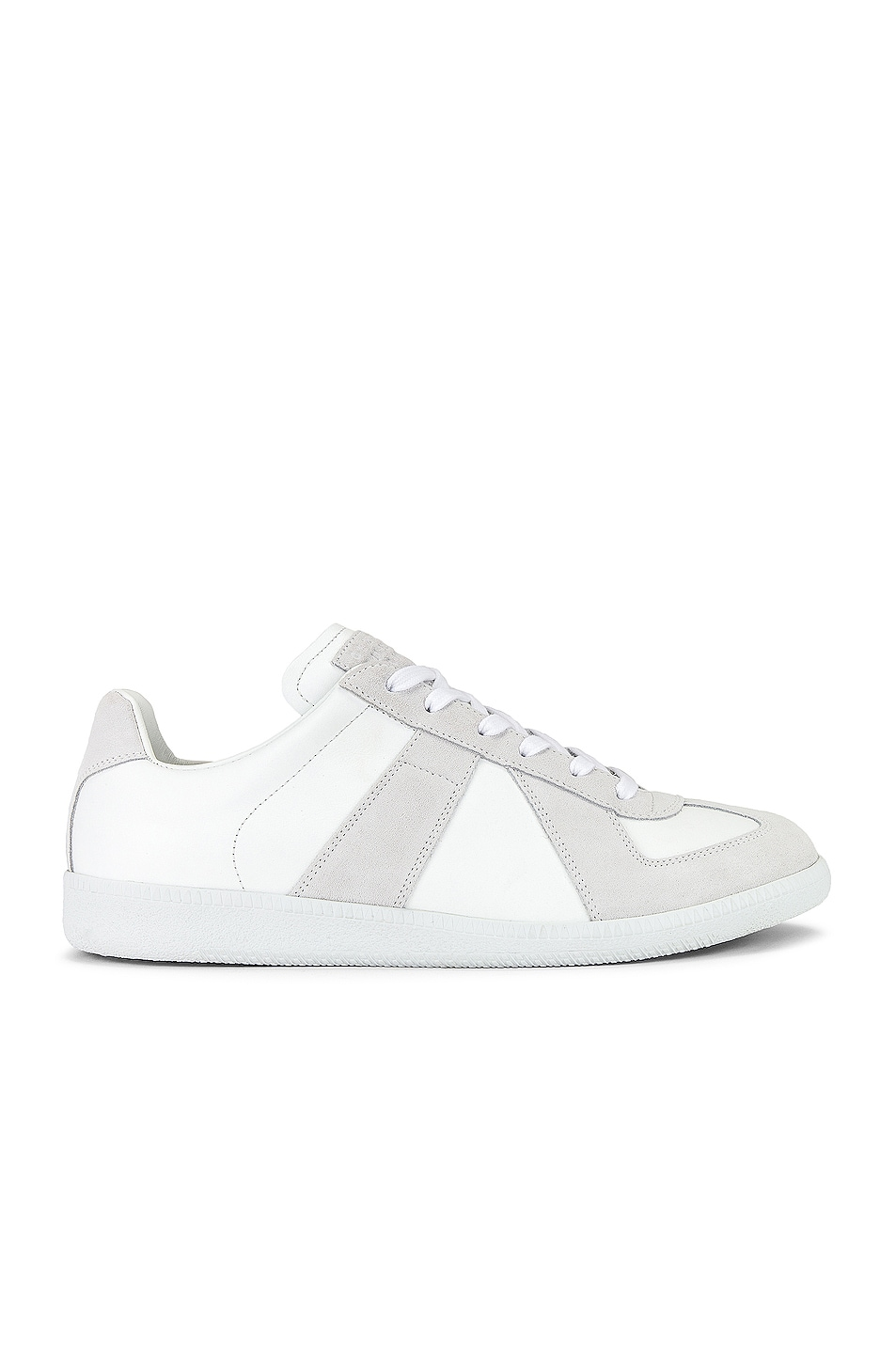 Image 1 of Maison Margiela Replica Low Top Sneakers in Off White