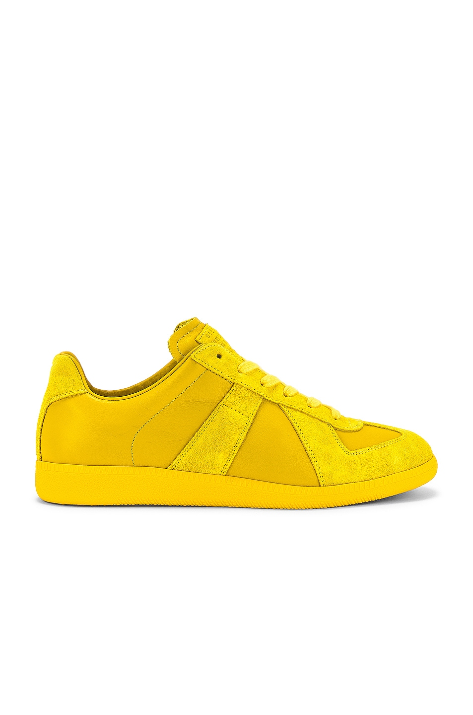 Image 1 of Maison Margiela Replica Sneakers in Canary