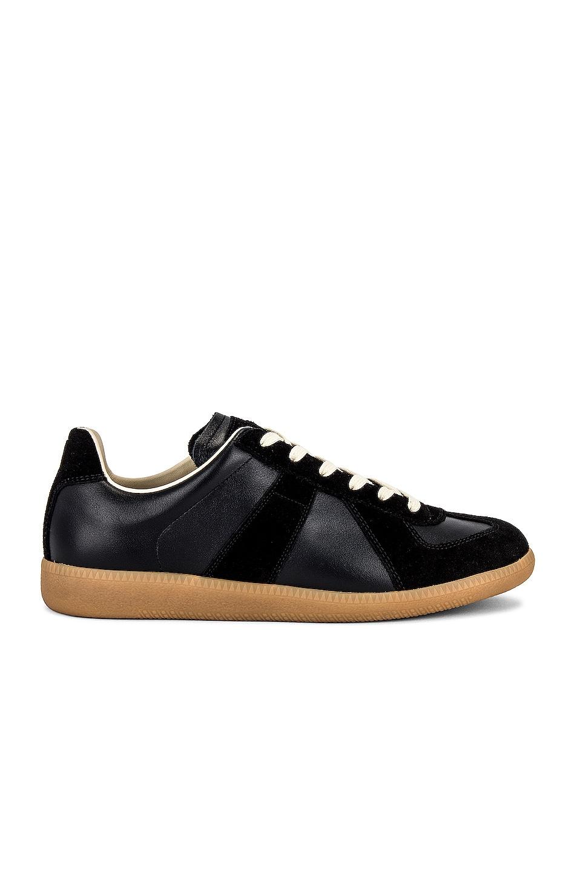Image 1 of Maison Margiela Replica Sneakers in Black