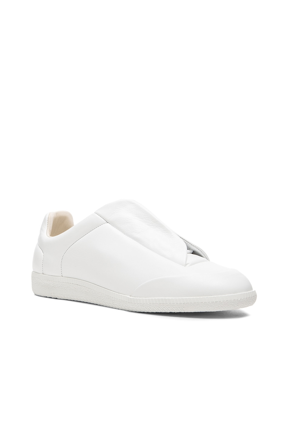 Image 1 of Maison Margiela Future Low Top in White
