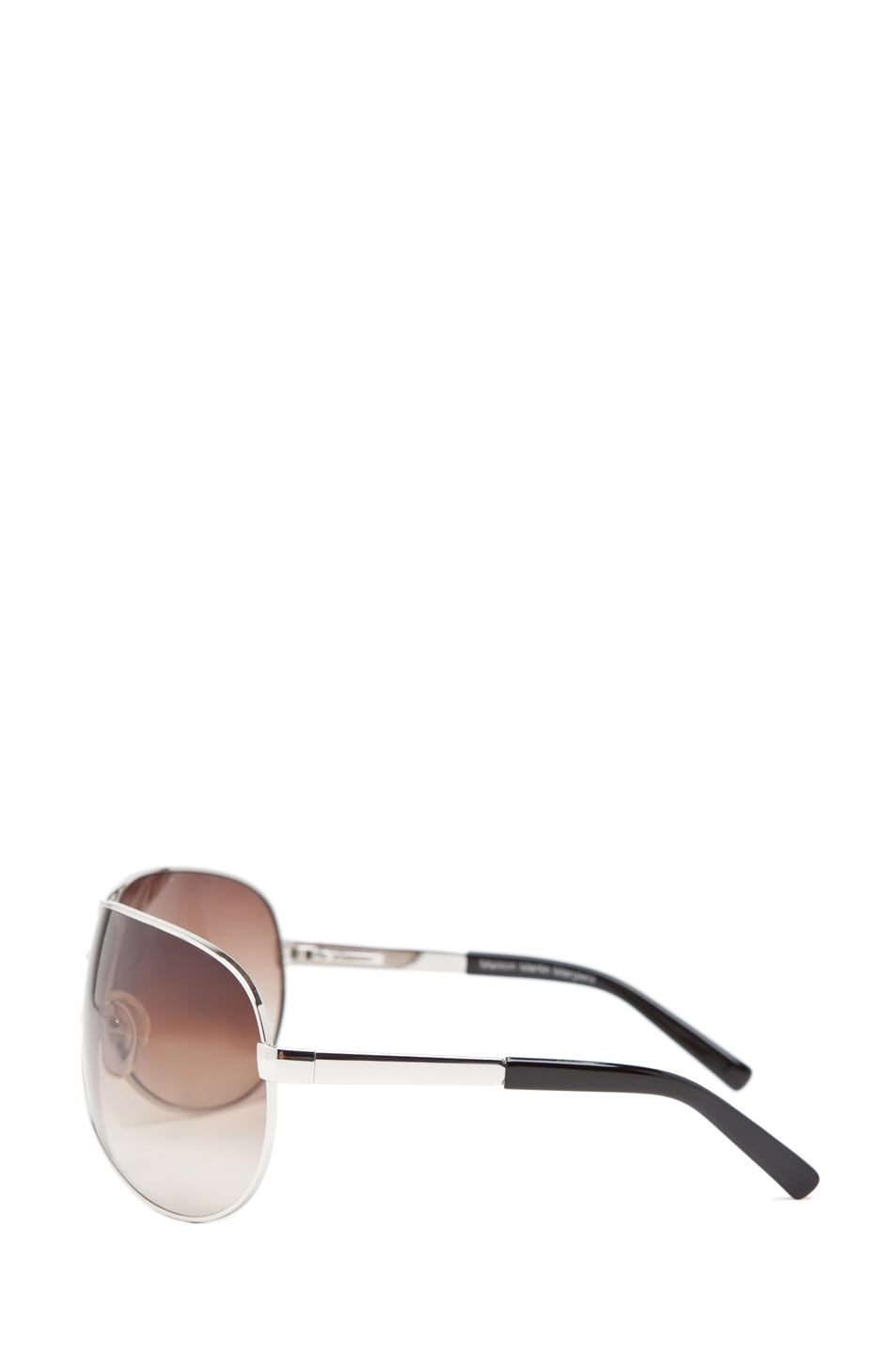 Image 3 of Maison Margiela Metal Anatomic in Silver/Brown
