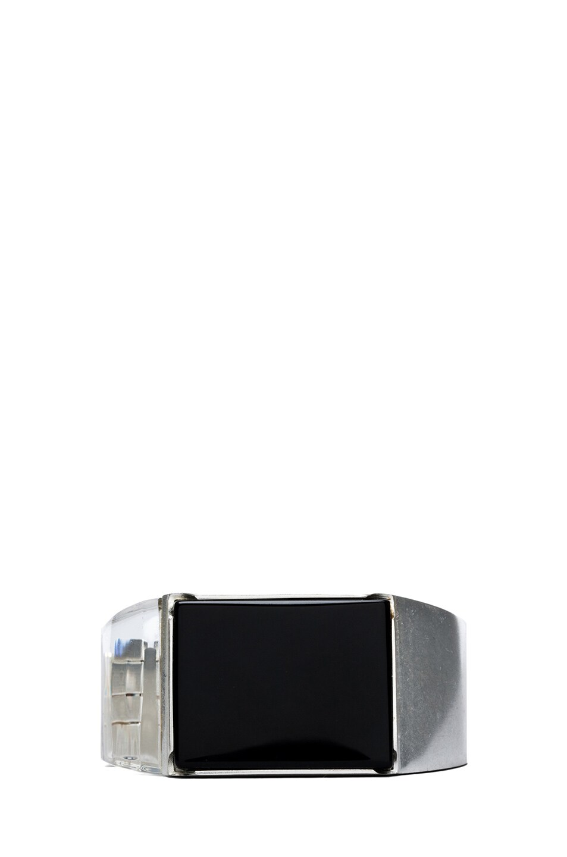 Image 1 of Maison Margiela Bracelet in Black