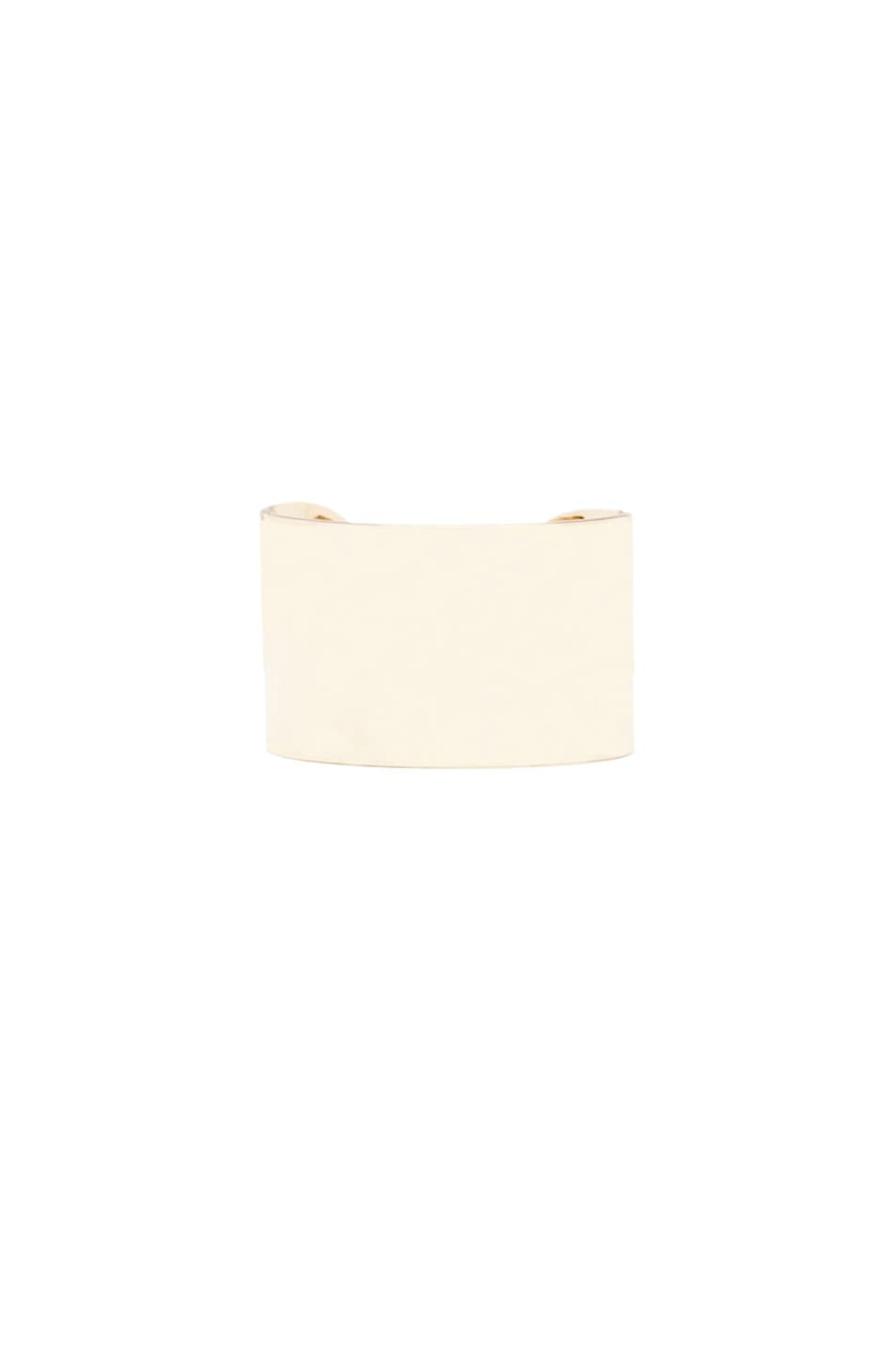 Image 2 of Maison Margiela Ring Set in Light Gold