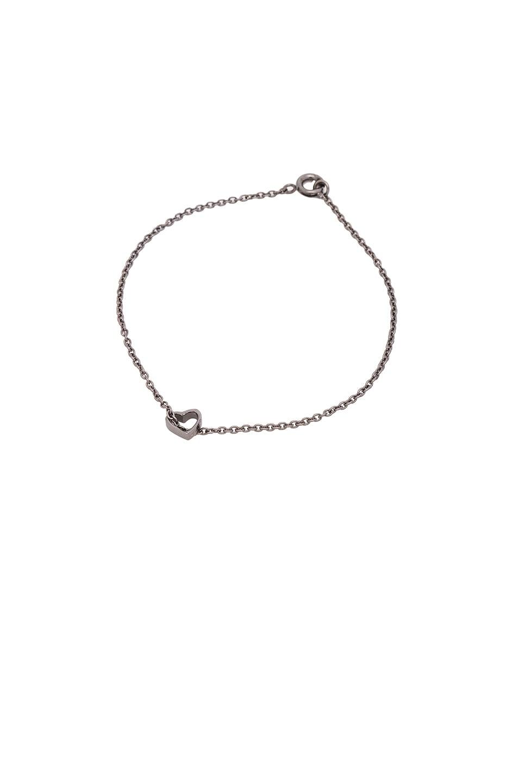 Image 6 of Maison Margiela Ring & Bracelet Set in Gold