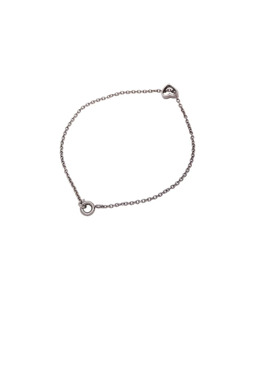 Image 8 of Maison Margiela Ring & Bracelet Set in Gold