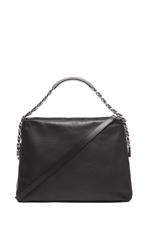 Image 1 of Maison Margiela Chain Shoulder Bag in Black