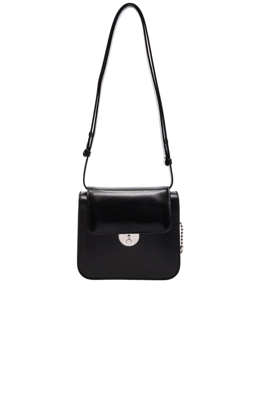 Image 1 Of Maison Margiela Small Crossbody Bag In Black