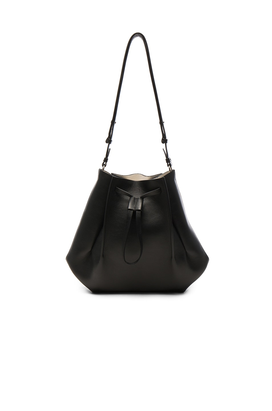 Image 1 of Maison Margiela Large Bucket Bag in Black
