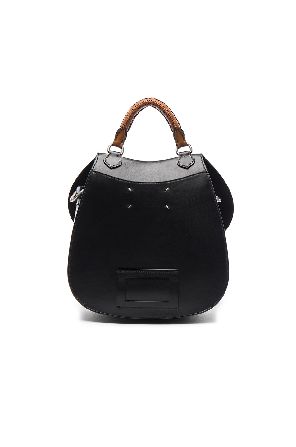 Image 2 of Maison Margiela Satchel Bag in Black