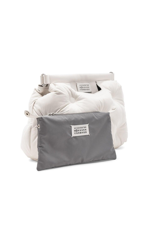 Image 4 of Maison Margiela Glam Slam Shoulder Bag in White