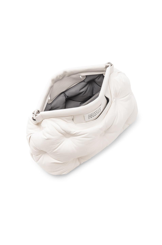 Image 5 of Maison Margiela Glam Slam Shoulder Bag in White