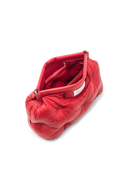 Image 5 of Maison Margiela Shoulder Bag in Haute Red