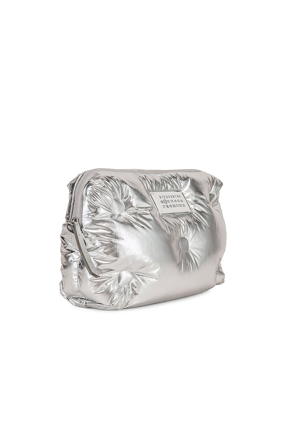 Image 3 of Maison Margiela Glam Slam Crossbody Bag in Silver