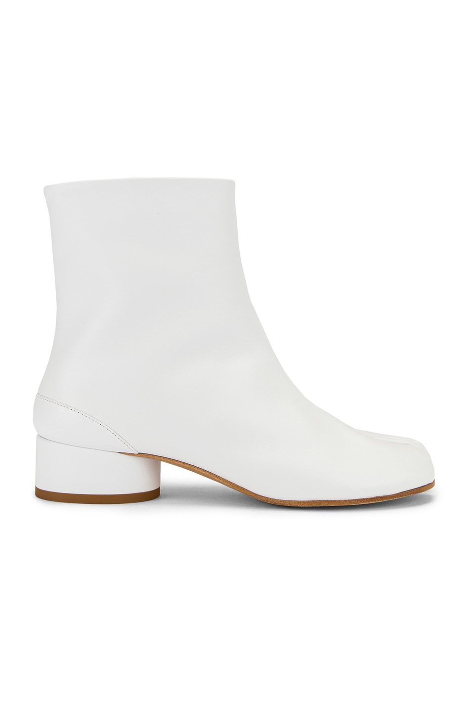 Image 1 of Maison Margiela Tabi Boots in White