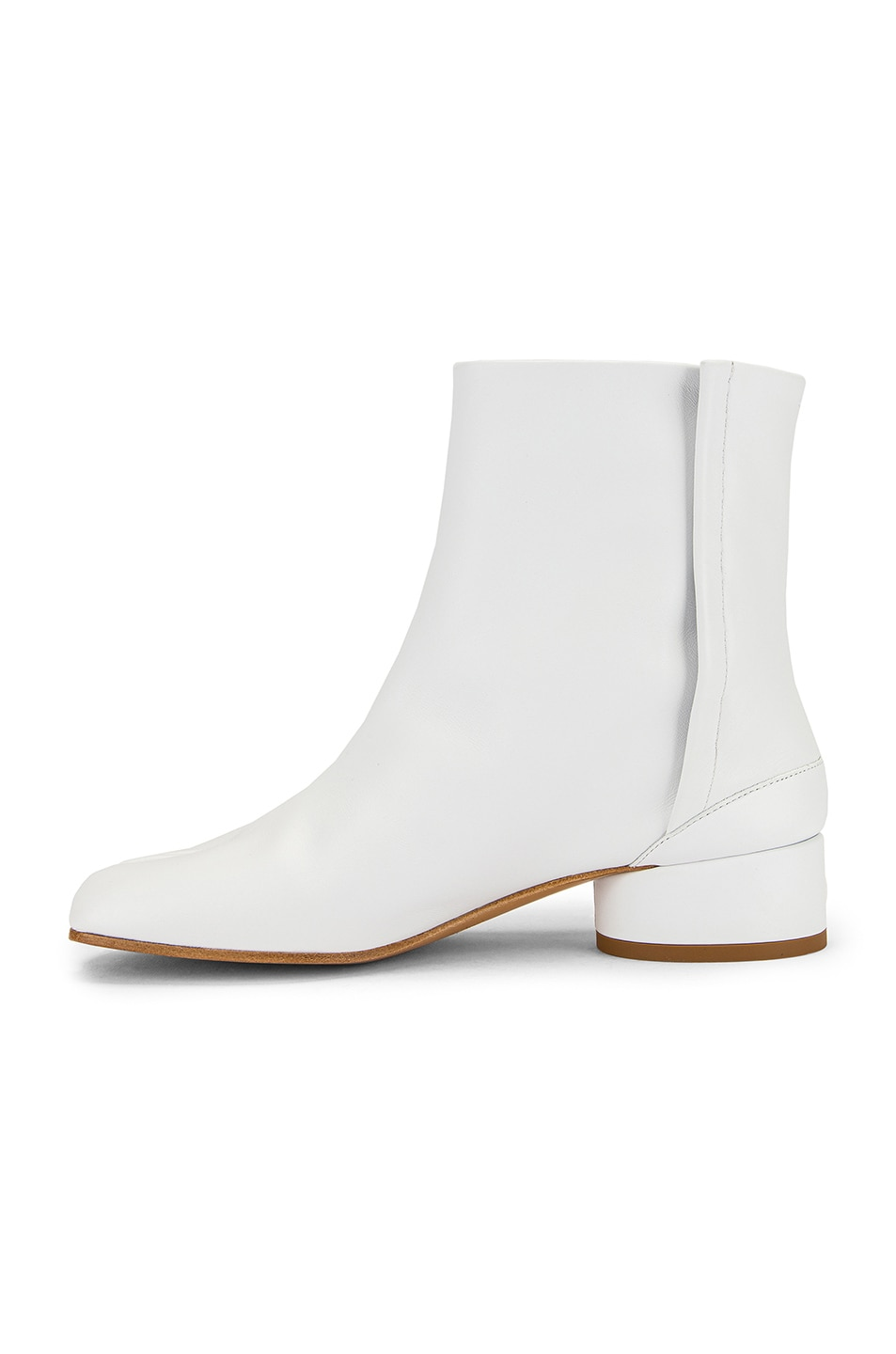 Image 5 of Maison Margiela Tabi Boots in White