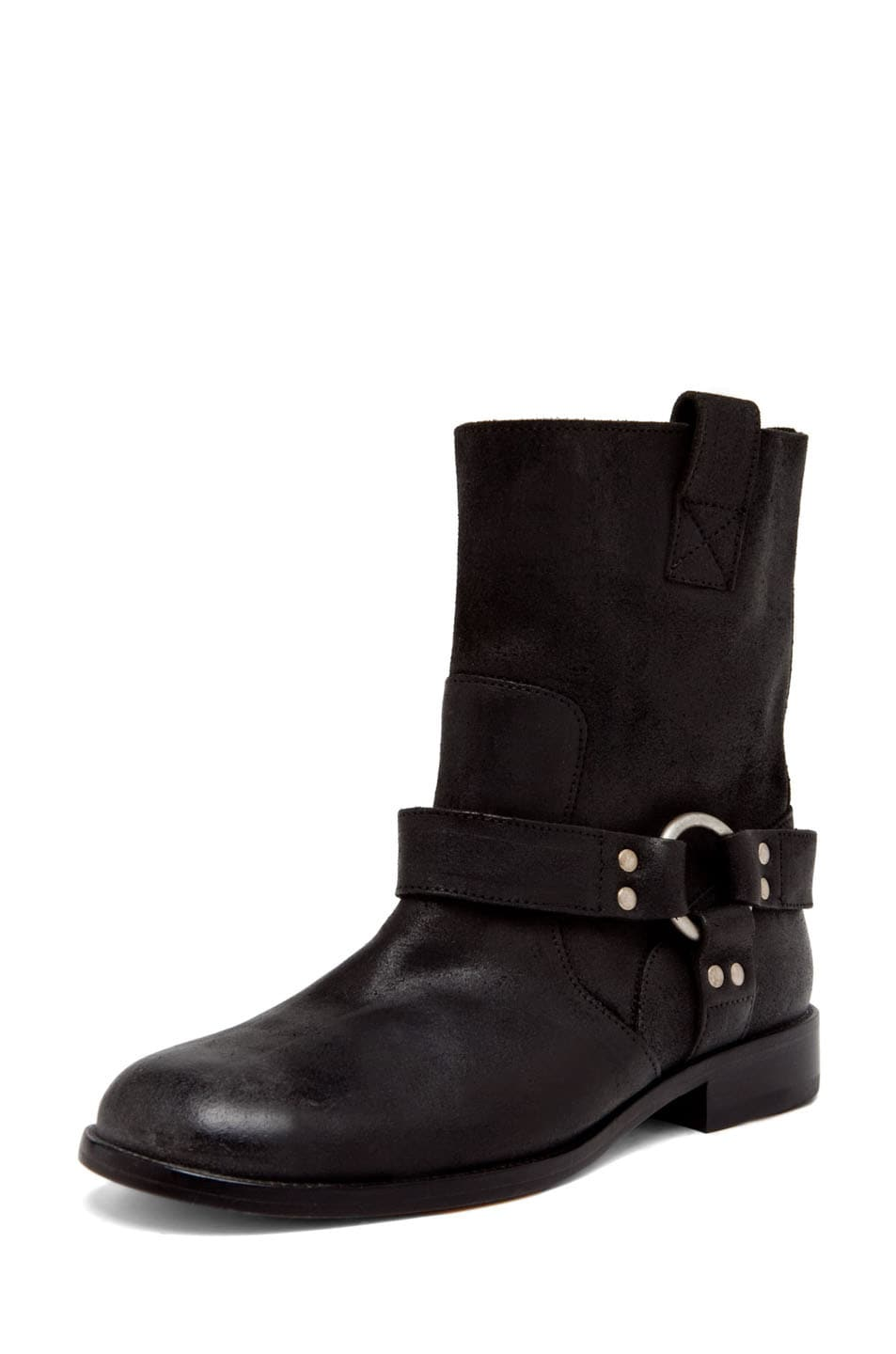 Image 2 of Maison Margiela Muffa Vintage Boot in Black