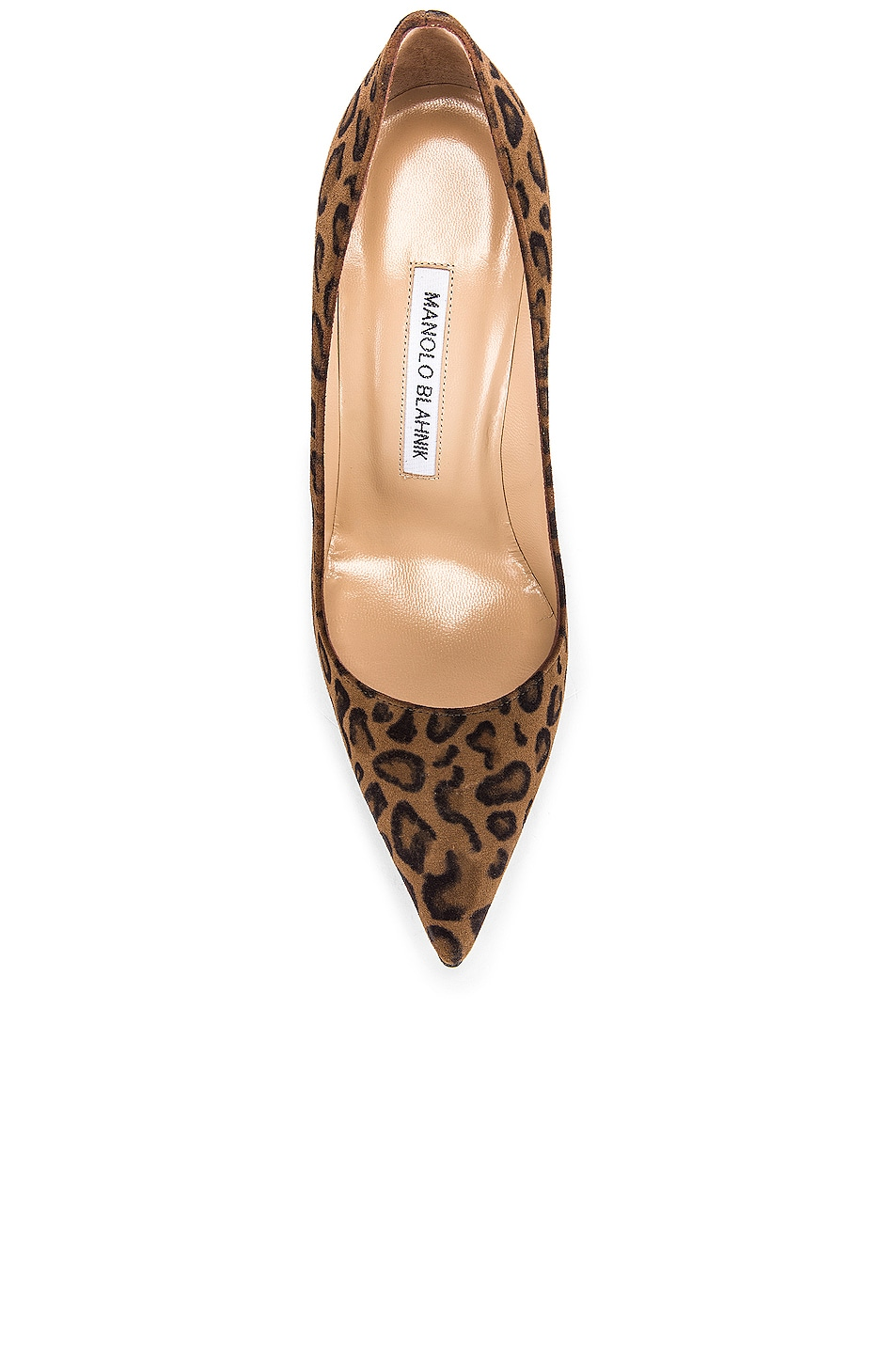 Image 4 of Manolo Blahnik BB 105 Pump in Leopard